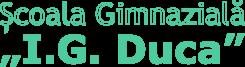 Școala Gimnazială I.G. Duca